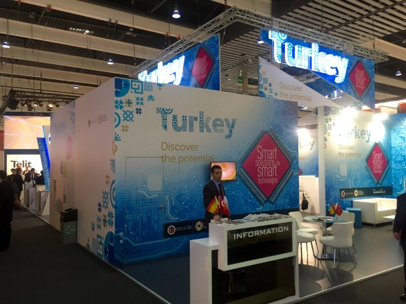 turkish stand
